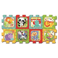 Hit the Fisher Price Foam Puzzle