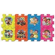 Trefl Foam Puzzle of the Nickelodeon Fairy Tale with the Paw Patrol