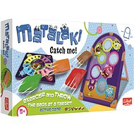 Trefl Active: Matalaki Catch me! Monsters - Children's game