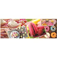 Trefl Panoramic puzzle Kitchen Decor: Confectionery 600 pieces