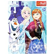 Trefl Puzzle Ice Kingdom GIGANT 36 pieces