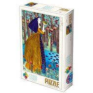 D-TOYS Puzzle Princess and the Frog 1000 pieces - Puzzle