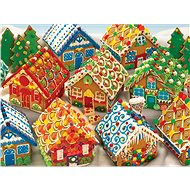 Cobble Hill Family puzzle Gingerbread houses 350 pieces - Puzzle