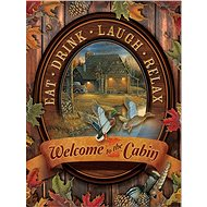 Cobble Hill Puzzle Welcome to Cottage XL 275 pieces - Puzzle