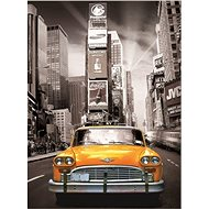 Eurographics Puzzle Yellow taxi in New York 1000 pieces - Puzzle