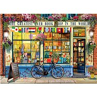 Eurographics Puzzle The best bookstore in the world of 1000 pieces - Puzzle