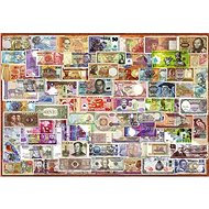 Educa Puzzle World of 1000 banknotes - Puzzle