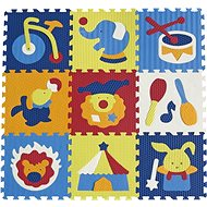 Baby Great Foam Puzzle Circus SX (30x30) - Foam Puzzle