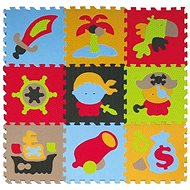 Baby Great Foam Puzzle Pirates SX (30x30) - Foam Puzzle