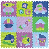 Baby Great Foam Puzzle Boy Toys SX (30x30) - Foam Puzzle