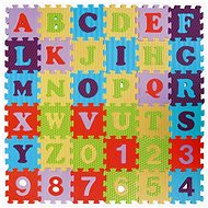 Baby Great Foam Puzzle Numbers and Letters SX (15x15) - Foam Puzzle