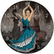Art Puzzle clock Flamengo 570 pieces - Puzzle