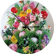 Art Puzzle Clock You know I love you 570 pieces - Puzzle