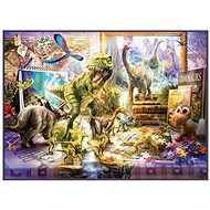 Anatolian Puzzle The world of dinosaurs comes to life with 1000 pieces - Puzzle