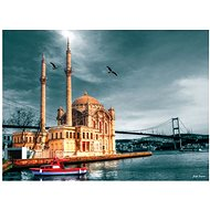 Anatolian Puzzle Ortaköy Mosque, Istanbul 1000 pieces - Puzzle