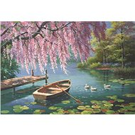 Anatolian Puzzle Spring beauty willow 500 pieces - Puzzle