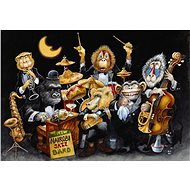 Anatolian Puzzle Jazz band of 500 pieces - Puzzle