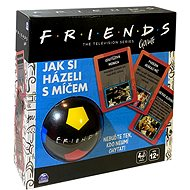 SMG Spol. game Friends - How they threw a ball CZ - Board Game