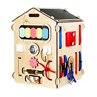 Activity Board Nature House - Educational Toy