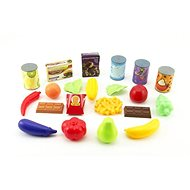 Fast food Burger with accessories - Game set
