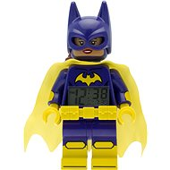 THE LEGO BATMAN MOVIE Batgirl Minifigure Alarm Clock - Children's Clock