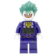 LEGO Batman Movie Joker Clock with Alarm Clock - Children's Clock