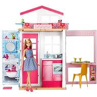 Mattel Barbie House 2V1 and doll - Doll