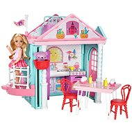 Mattel Barbie Chelsea and Clubhouse