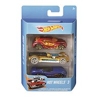 Hot Wheels 3Ks - Toy Car Set