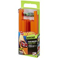 Hot Wheels Track Builder - Straight Track with Car - Game set
