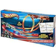 Hot Wheels Track Builder Super Track - Game set