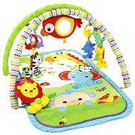 Fisher-Price 3 in1 Musical Activity Set - Rainforest Friends - Play Pad