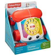 Fisher-Price - Chatter phone pull toy - Interactive Toy