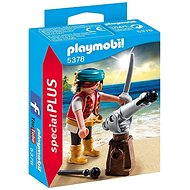 Playmobil 5378 Pirate with Cannon - Building Kit