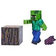 Minecraft Zombie Villager - Figurine