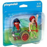 Playmobil Elf and Dwarf Duo Pack 6842 - Figures