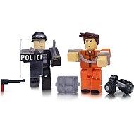 Roblox 2-Pack + Prison Accessories - Figurine