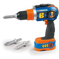 Smoby Bob the Builder Battery Screwdriver/Drill