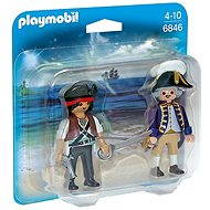 Playmobil Pirate and Soldier Duo Pack 6846 - Building Kit