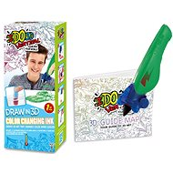 I Do 3D Draw in 3D - Start Set with One Pen, with Colour-changing Ink - Creative Kit