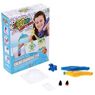 I To 3D Vertical Colour Change - Activity Set with 2 Pens - Creative Kit