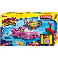 Carrera First 63019 Mickey Racers - Slot Car Track