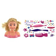 Crazy Head with Accessories - Blonde - Creative Toy