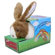 Walking and Whistling Rabbit - Plush Toy