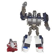 Transformers BumbleBee Autobot - Silver-blue