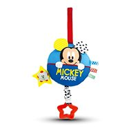 Clementoni Disney Baby Mickey Mouse Soft Carillon Musical Toy - Toddler Toy