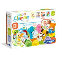 Clementoni Clemmy baby Domestic Animals - Toddler Toy