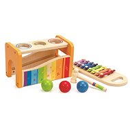 Hape Rectangular Xylophone - Building Kit