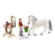 Schleich Riding school with riders and horses - Game Set