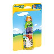 Playmobil 6975 Woman with Cat - Building Kit